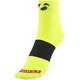 """Bontrager Race 2.5"""" Socks Unisex visibility yellow"""